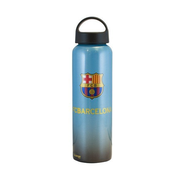 Barcelona Big Signature Aluminium Water Bottle