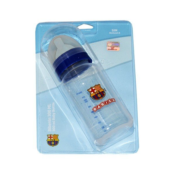 Barcelona Blue Feeding Bottle - 300ml