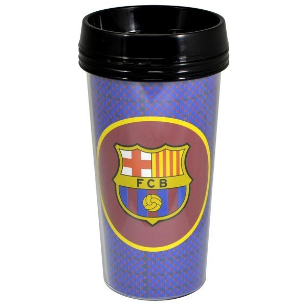 Barcelona Bullseye Journey Travel Mug