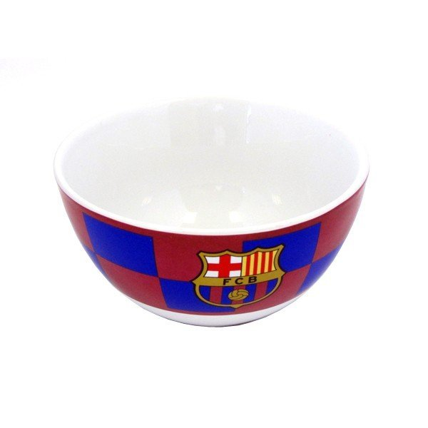 Barcelona Check Cereal Bowl