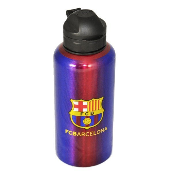 Barcelona Classic Aluminium Water Bottle
