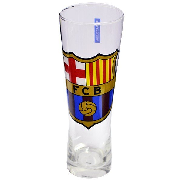 Barcelona Colour Crest Peroni Pint Glass