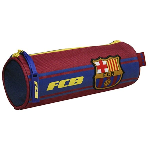 Barcelona Cylindrical Pencil Case