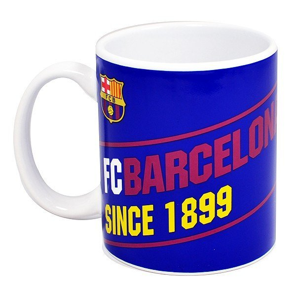 Barcelona Established 11oz Mug