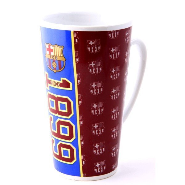 Barcelona Established Latte Mug