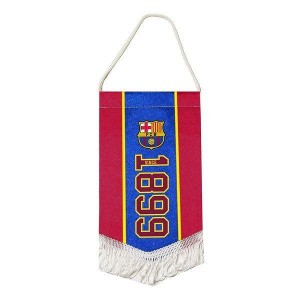 Barcelona Established Mini Pennant