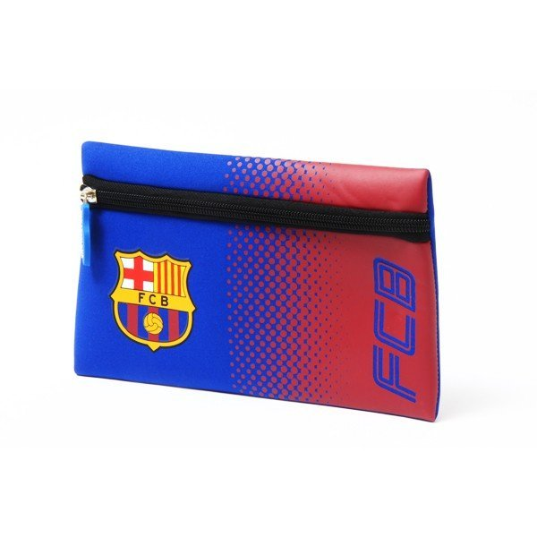 Barcelona Fade Flat Pencil Case