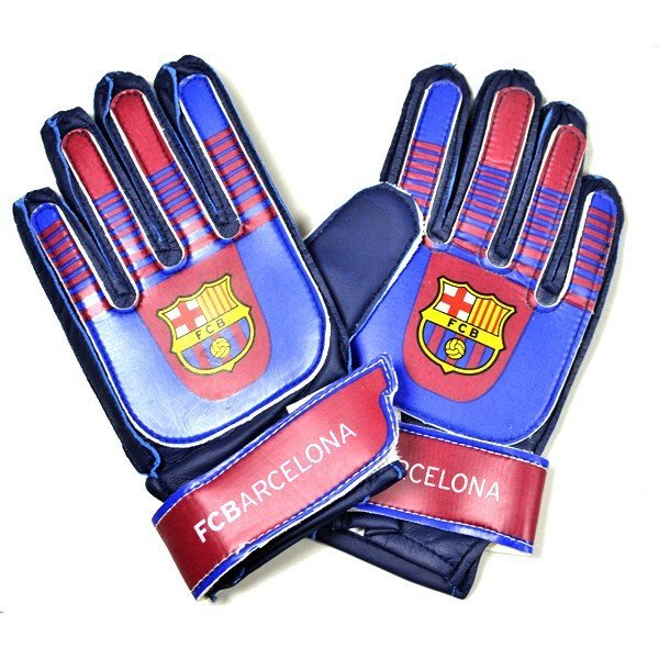 Barcelona Goalkeeper Gloves - Boys