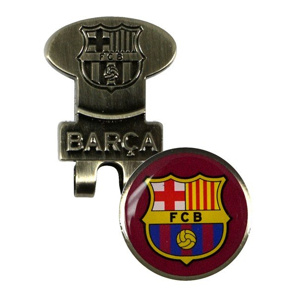 Barcelona Golf Hat Clip & Ball Marker