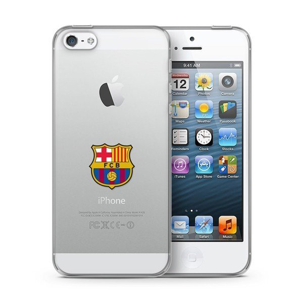 Barcelona iPhone 6 TPU Phone Case