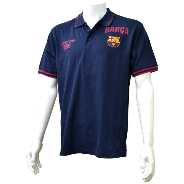 Barcelona Mens Polo Shirt - XL
