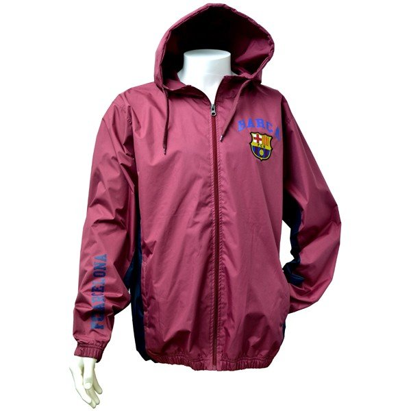 Barcelona Mens Rain Jacket - XL