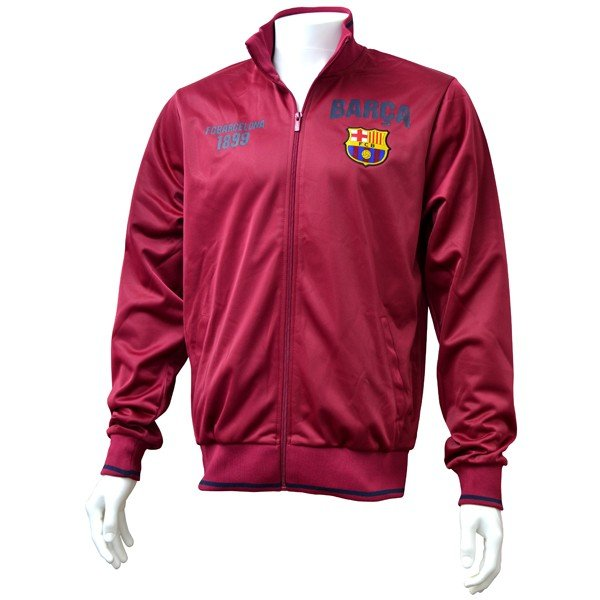 Barcelona Mens Track Jacket - XL
