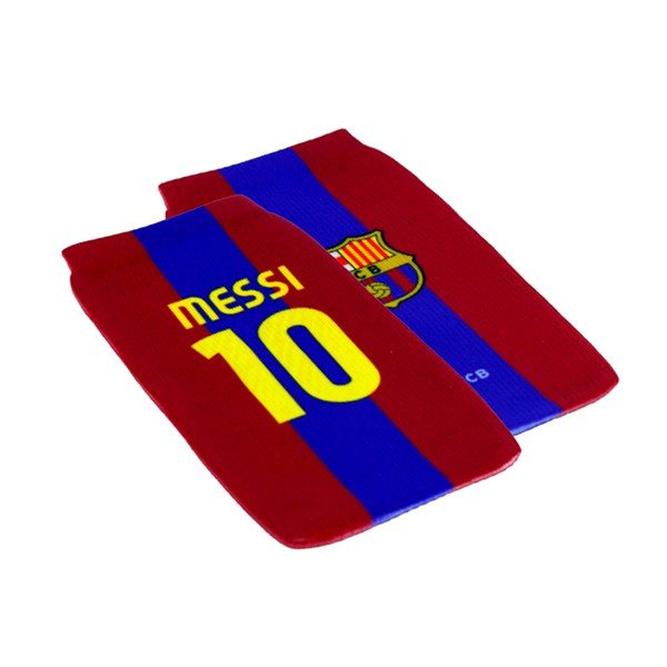 Barcelona Messi 10 Phone Sock