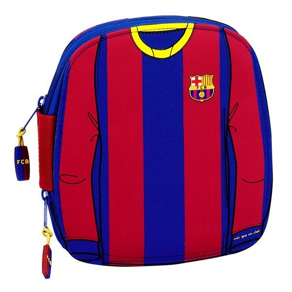 Barcelona Messi 34PC Double Filled Pencil Case