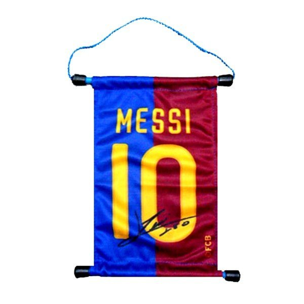 Barcelona Messi Small Pennant