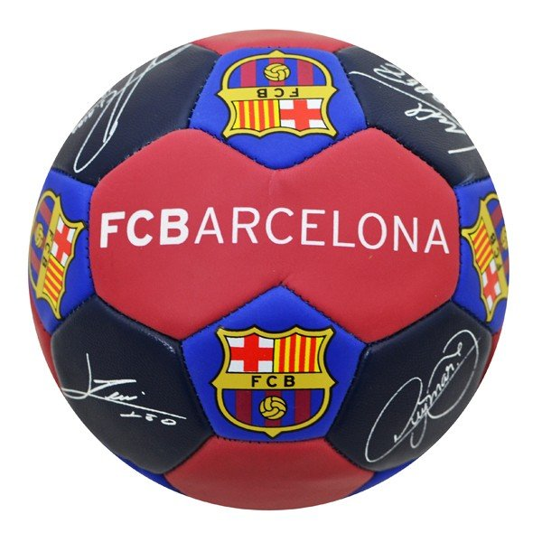 Barcelona Nuskin Signature Football - Size 3