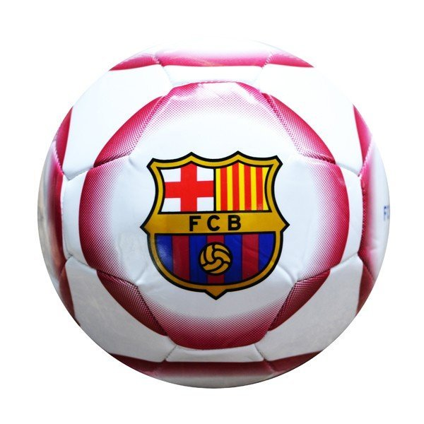 Barcelona Panel Crest Football - Size 5