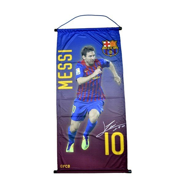 Barcelona Player Large Pennant - Messi
