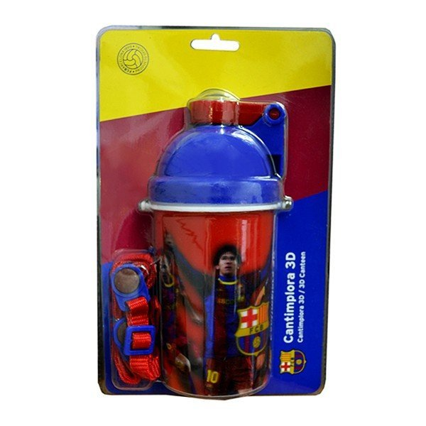 Barcelona Players Cateen 3D Water Bottle