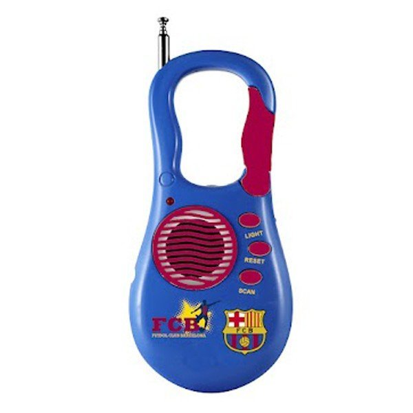 Barcelona Pocket Radio