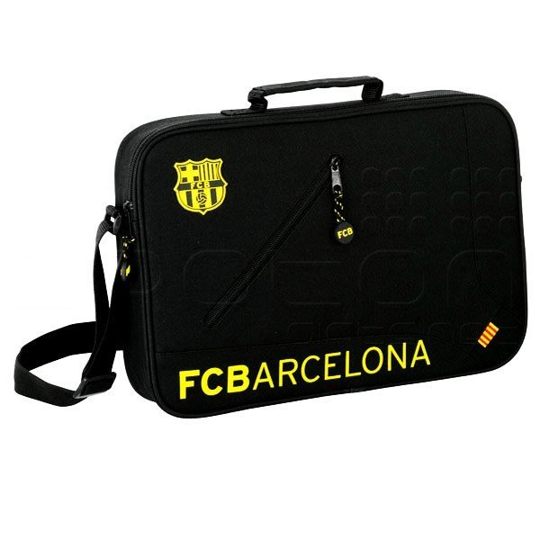 Barcelona School Briefcase -38Cms