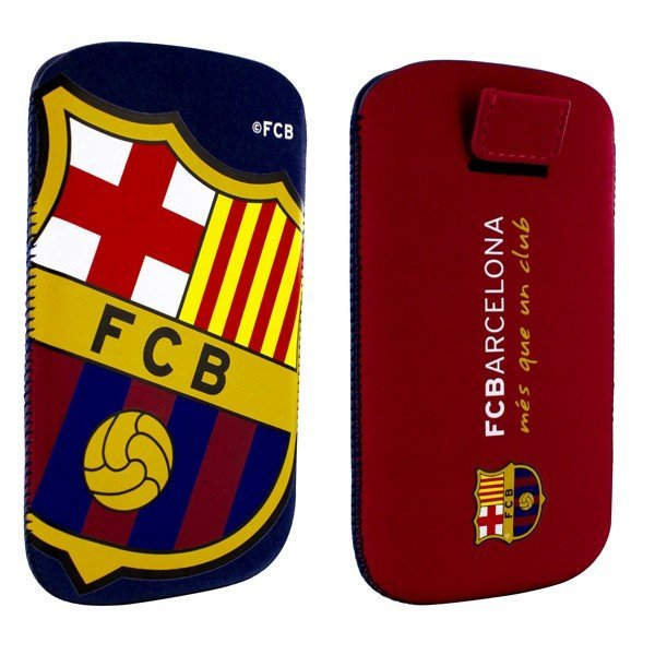 Barcelona Shield Pocket Slim Case - XL