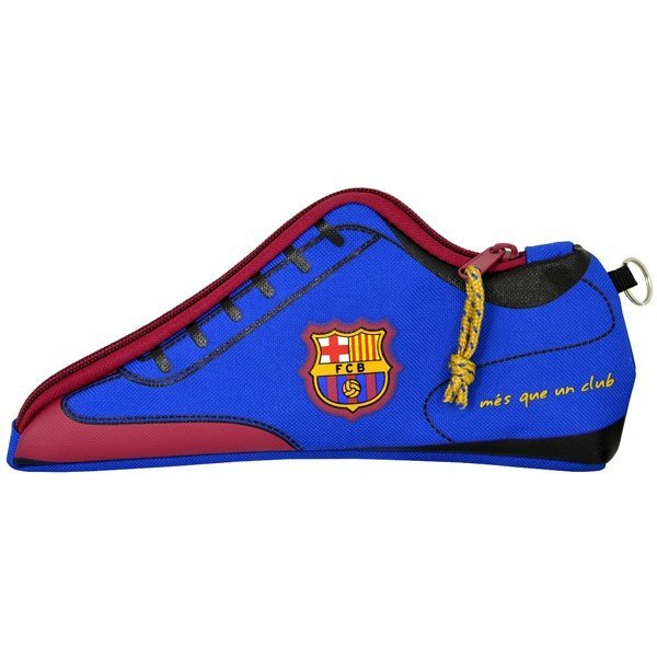 Barcelona Shoe Shape Pencil Case