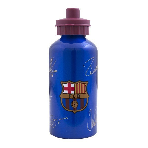 Barcelona Signature Aluminium Water Bottle - 500ml