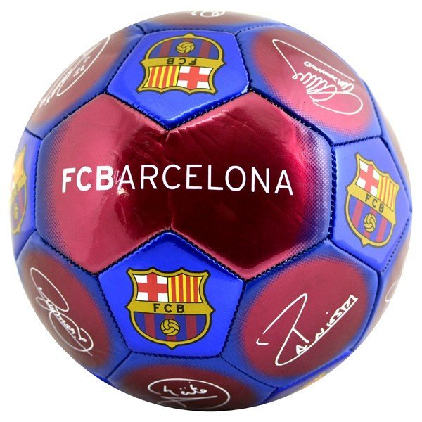 Barcelona Signature Football - Size 5