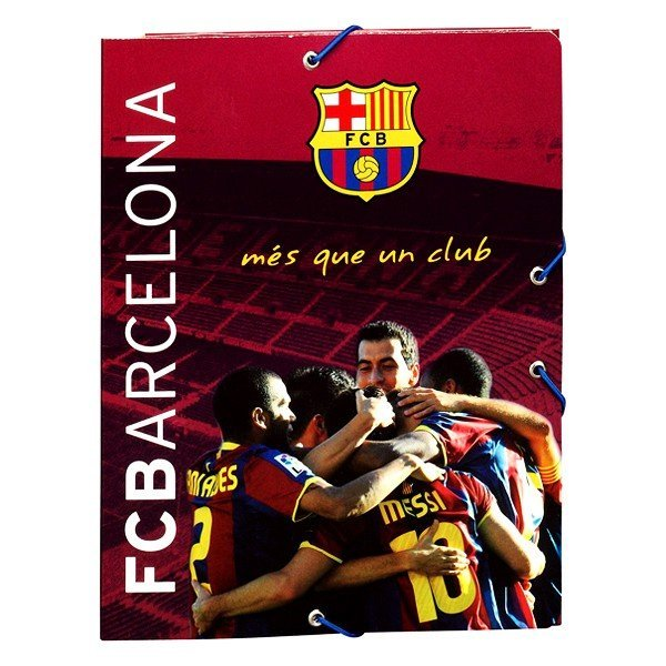 Barcelona Size A5 With Flaps Cardboard Binder