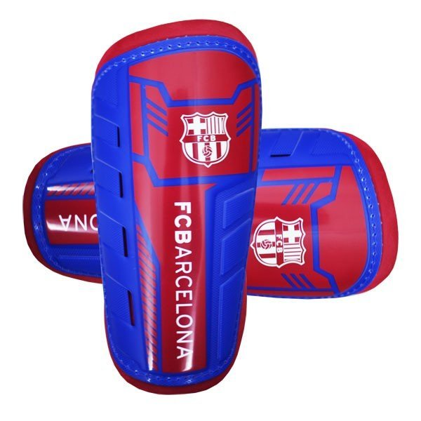 Barcelona Slip In Shinguards M - Youth