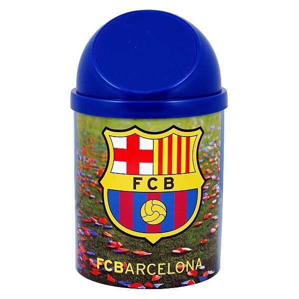 Barcelona Small Metal Paper Bin