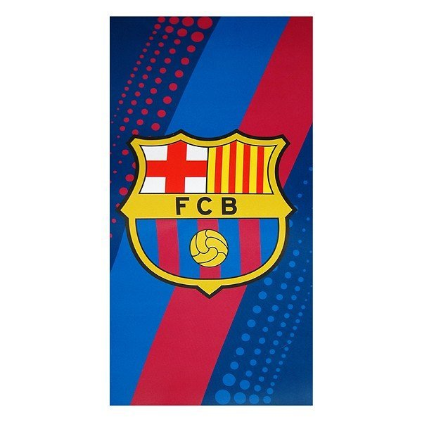 Barcelona Stripe Beach Towel