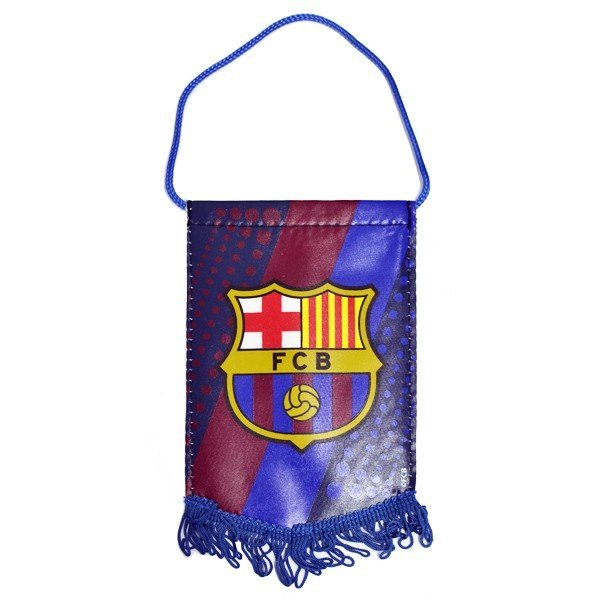 Barcelona Stripe Mini Pennant