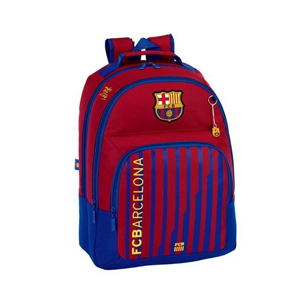 Barcelona Striped Backpack - 30Cms
