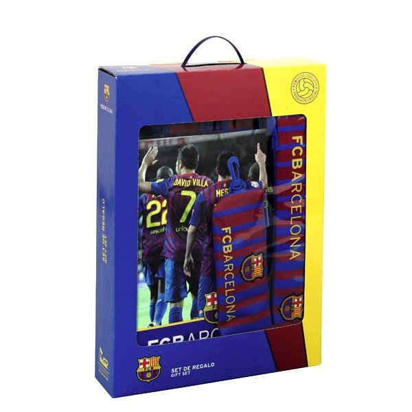 Barcelona Striped Gift Set - 4PCS