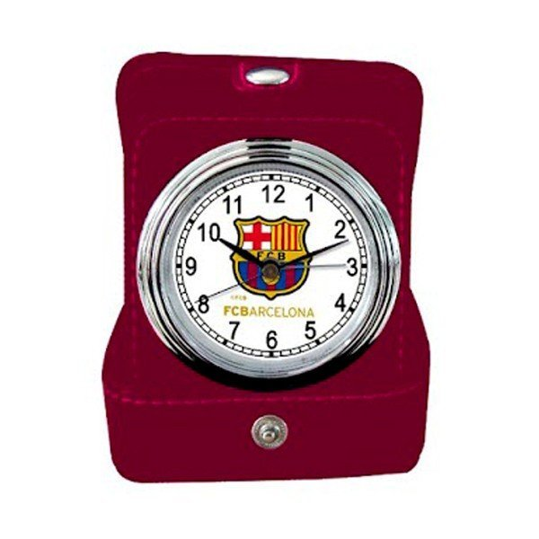 Barcelona Travel Alarm Clock