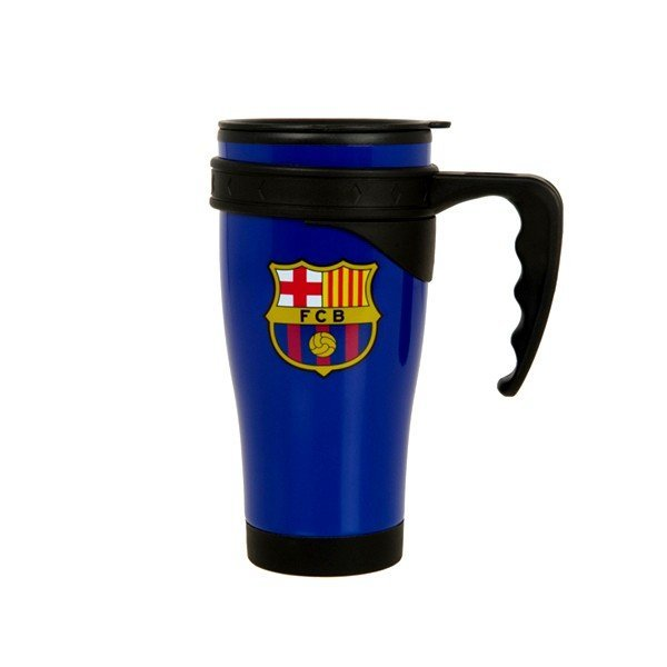 Barcelona Travel Mug - Blue