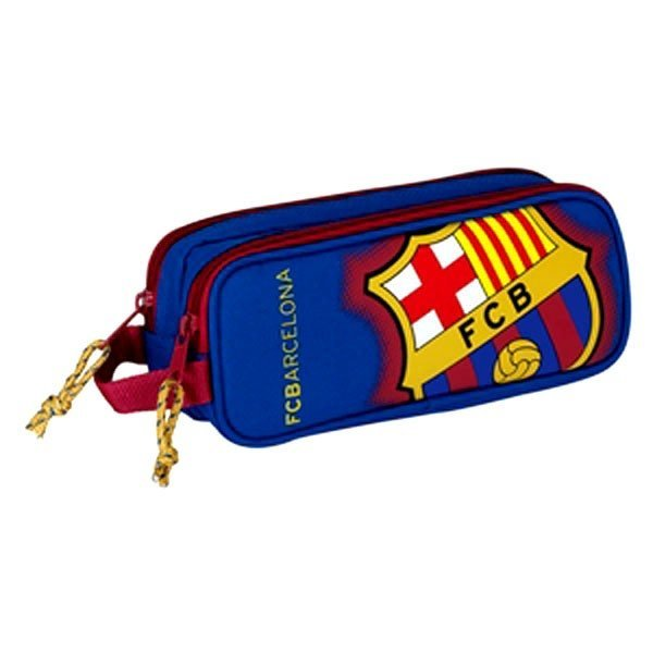 Barcelona Triple Zip Pencil Case