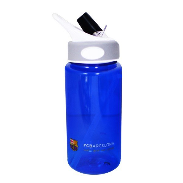 Barcelona Tritan Plastic Water Bottle - Blue