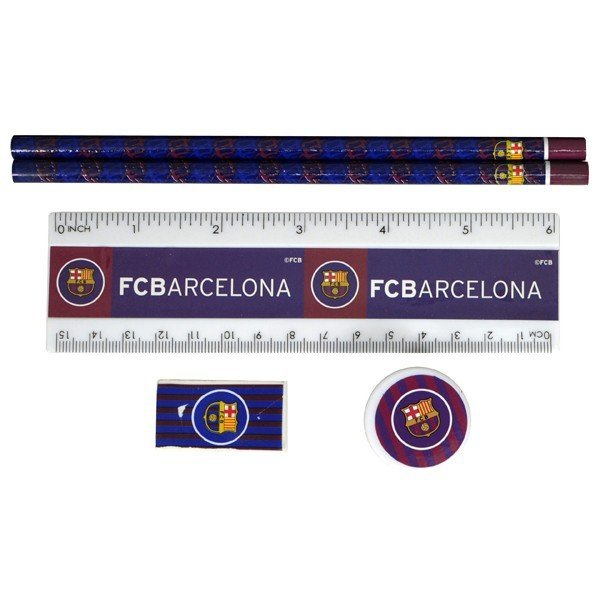 Barcelona Wordmark Core Stationery Set