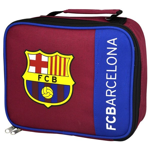 Barcelona Wordmark Lunch Bag