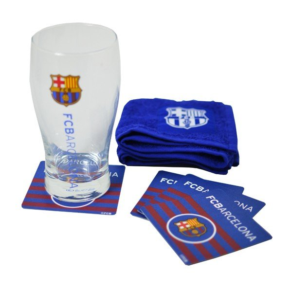 Barcelona Wordmark Mini Bar Set