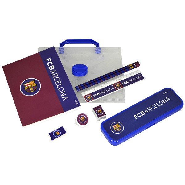 Barcelona Wordmark PP Stationery Gift Set