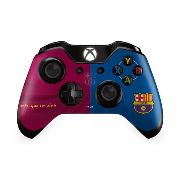 Barcelona Xbox One Controller Skin