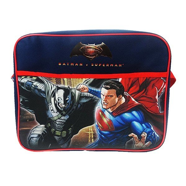 Batman V Superman Courier Bag