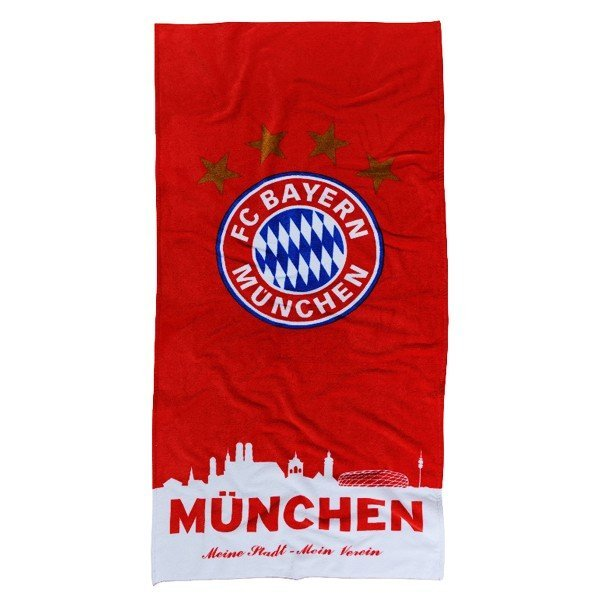 Bayern Munich Beach Towel