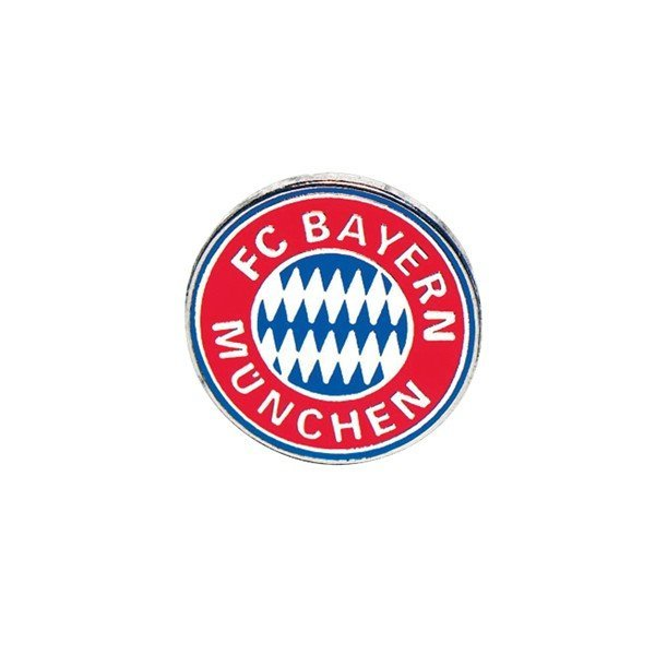Bayern Munich Crest Pin Badge