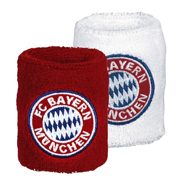 Bayern Munich Wristbands - 2PK